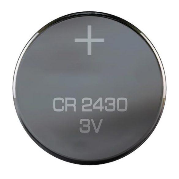 CR2430 3V lithium gombelem