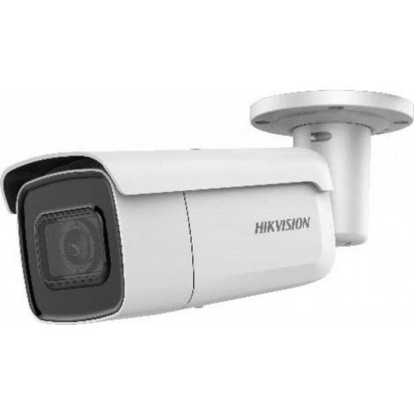 Hikvision DS-2CD2646G1-IZS (2.8-12mm) 4 MP WDR motoros zoom AcusSense EXIR IP csőkamera; hang be- és kimenet