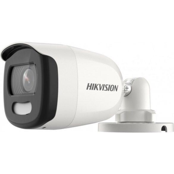 Hikvision DS-2CE10HFT-F (3.6mm) 5 MP ColorVu THD WDR fix csőkamera; OSD menüvel