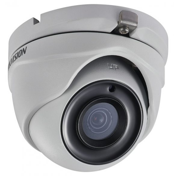 Hikvision DS-2CE56H0T-ITMF (2.8mm) 5 MP THD fix EXIR dómkamera, OSD menüvel, TVI/AHD/CVI/CVBS kimenet