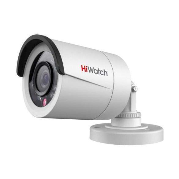 HIWATCH DS-I110 (4mm) 1MP felbontású, fix lencsés, IR, IP csőkamera
