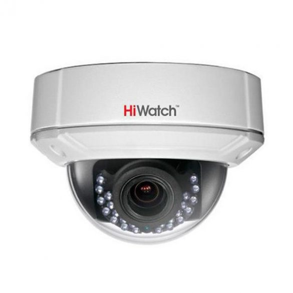 HIWATCH DS-I127 (2.8-12mm) 1.3MP varifokális IR IP dome kamera