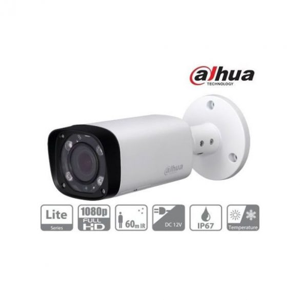 DAHUA HAC-HFW1200R-VF HDCVI csőkamera, Full HD, SMD IR