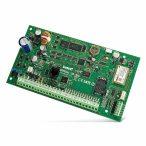 Satel INTEGRA 128-WRL 8-128 zónás riasztóközpont-alaplap; 32 partíció; 16-128 kimenet; ABAX; GSM; GPRS; 2+1.5 A táp