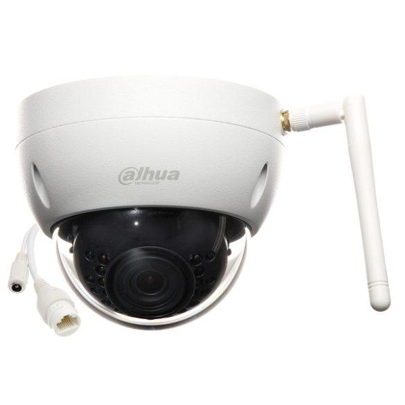 DAHUA IPC-HDBW1320EP-W 2.8mm IP Dome kamera, kültéri, 3MP, H264, IR30m, D&N(ICR), IP67, DWDR, 3DNR, IK10, wifi