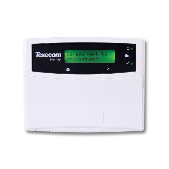 TEXECOM Premier LCD Iconic kezelőegység