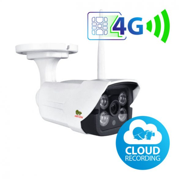 PARTIZAN 1554 4G-s, felhős bullet kamera (2mp, 2.8mm) - Felhő bullet FullHD (IPO-2SP 4G v 1.0)