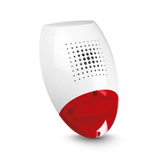SATEL SP500 R Kültéri hang- és fényjelző, ultra fényes LED-ek, 120dB