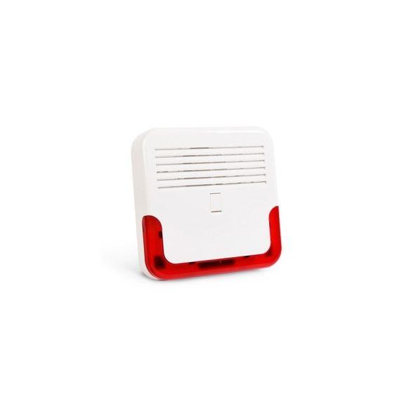 SATEL SP6500R akkumulátoros kültéri hang- és fényjelző