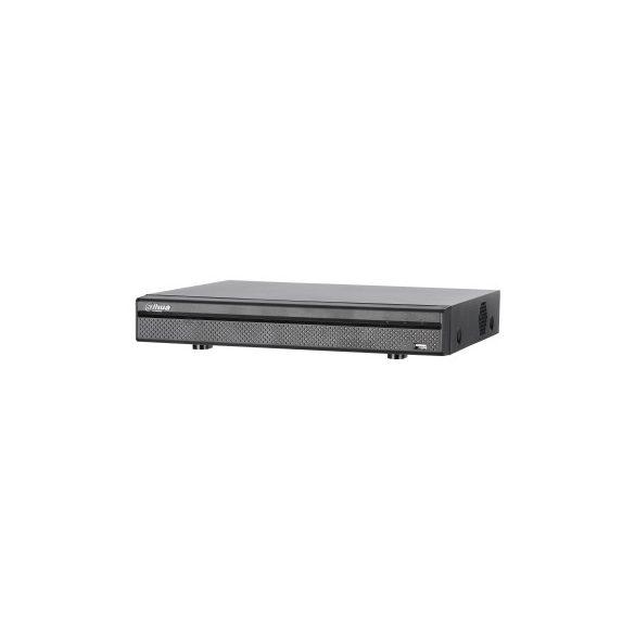 DAHUA XVR5108H-4KL-X 8 csatornás HDCVI pentabrid rögzítő 720p&1080p/25fps, 4MP/15fps